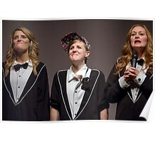 Holy Trinity Hannah Hart Grace Helbig Mamrie Hart #nofiltershow Poster