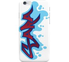 Sara Graffitti iPhone Case/Skin