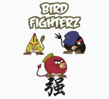 Bird FighterZ by piong
