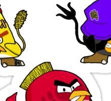 Bird FighterZ Sticker
