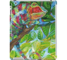 Panther chameleon iPad Case/Skin