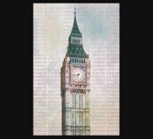 Elizabeth Tower Baby Tee
