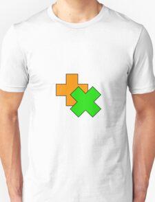 Green and Orange T-Shirt