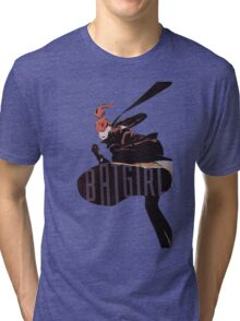 BG: Y1 Tri-blend T-Shirt