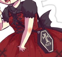 Halloween Lolita: Vampire Sticker