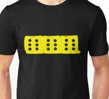 666 Yellow Unisex T-Shirt