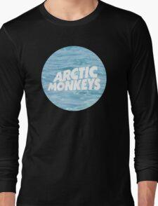 Arctic Monkeys - Water Circle Long Sleeve T-Shirt