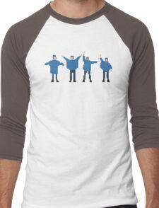 8-Bit Help Men's Baseball ¾ T-Shirt