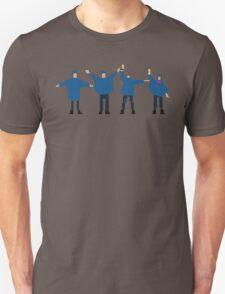 8-Bit Help Unisex T-Shirt