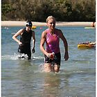 Kingscliff Triathlon 2011 Swin leg P480 by Gavin Lardner