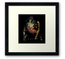 Born of Water Framed Print