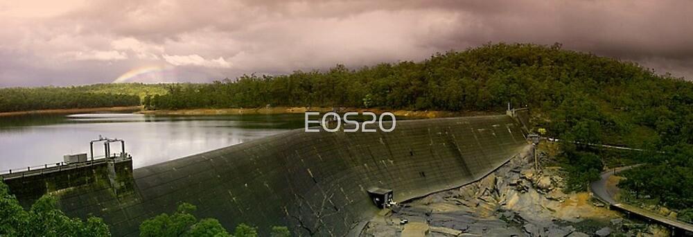 Collie Dam - Western Australia  by EOS20