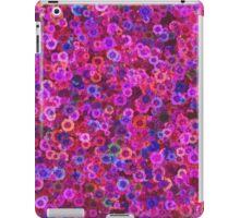 Pink Faux Flowers iPad Case/Skin