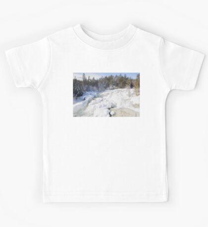 Frozen Landscape  Kids Tee