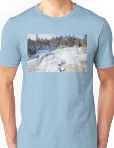 Frozen Landscape  Unisex T-Shirt