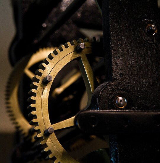 clock gears by collpics