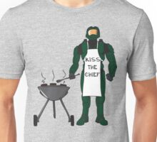 Kiss The Chief Unisex T-Shirt
