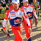 Sebastien Loeb by evolutionx