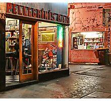 Pellegrinis Bar Photographic Print