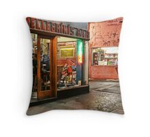 Pellegrinis Bar Throw Pillow