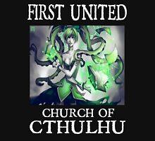 Cthulhu Magic Tentacle Girl Unisex T-Shirt