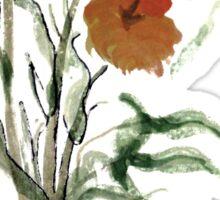 Eloquent Bloom - Floral Sticker