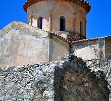 Monastery of the Panayia Gouverniotissa. by FER737NG