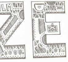 be ZEN Sticker