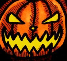 But You're The Pumpkin King! Sticker