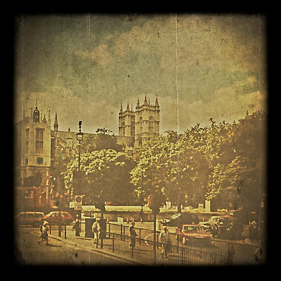 Once Upon A Time In London by Denise Abé