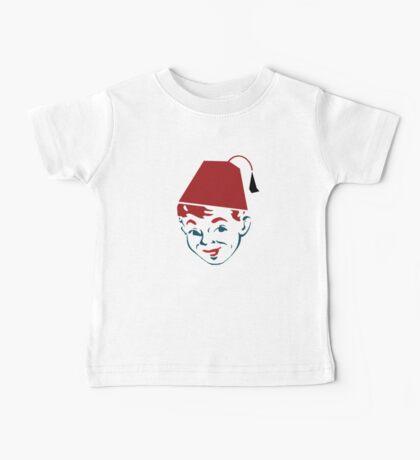 Boy Fez Baby Tee