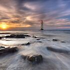 Lighthouse by Beverly Cash