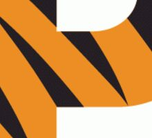Princeton Tigers Sticker