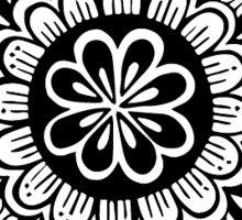 Mandala 6 Sticker