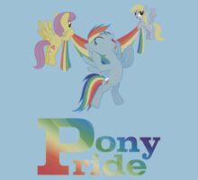 Pony Pride - with text by Stinkehund