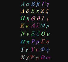 Greek Alphabet Unisex T-Shirt