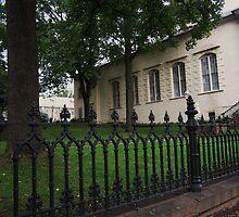 Churchyard Green by RVogler