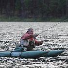 Fishing - Fountain Lake by KansasA