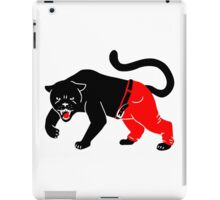 Panther Pants iPad Case/Skin