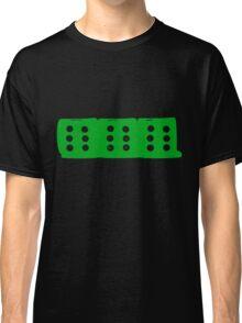 666 Green Classic T-Shirt