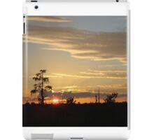 Beautiful October Sunset 2015 iPad Case/Skin