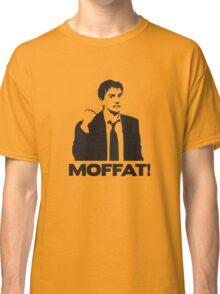 MOFFAT! David Tennant Fist Shake Classic T-Shirt