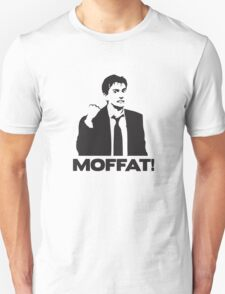MOFFAT! David Tennant Fist Shake Unisex T-Shirt