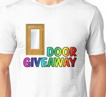 Door Giveaway Unisex T-Shirt