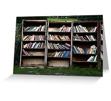 books for sale Greeting Card