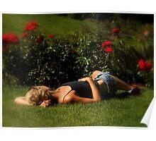Sleeping Beauty (Oregonian Style) Poster