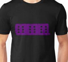 666 Purple Unisex T-Shirt