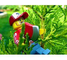 Tree Surgeon Photographic Print