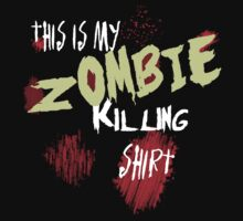 Zombies, be prepared. T-Shirt