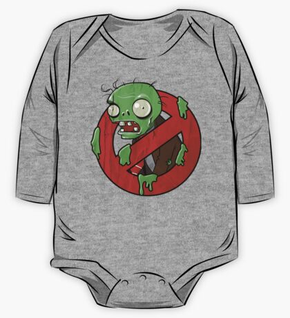 Zombie Buster One Piece - Long Sleeve